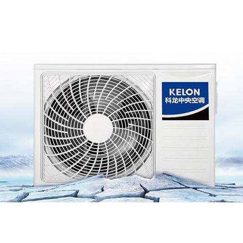 空气源热泵采暖器超低温变频热风机